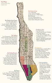Street Map Of New York City by Gangs Of New York Turf Wars Info Map 1840 1910 U2014 Geektyrant Maps