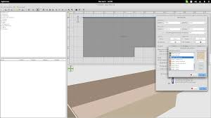 get started with sweet home 3d on linux