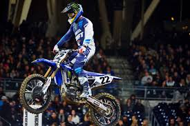 ama motocross online yamaha introduces 2017 factory supercross motocross team featuring