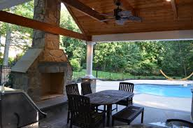Design Your Own Outdoor Kitchen Pool House Outdoor Kitchen Fireplace Interior Of Pavilion Portion