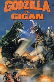 Godzilla Vs Gigan Galien El Monstruo De Las Galaxias
