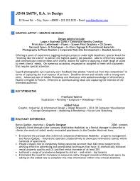 Graphic Designer Resume Sample by Perfect Graphic Designer Resume Sample With Key Strengths For Job