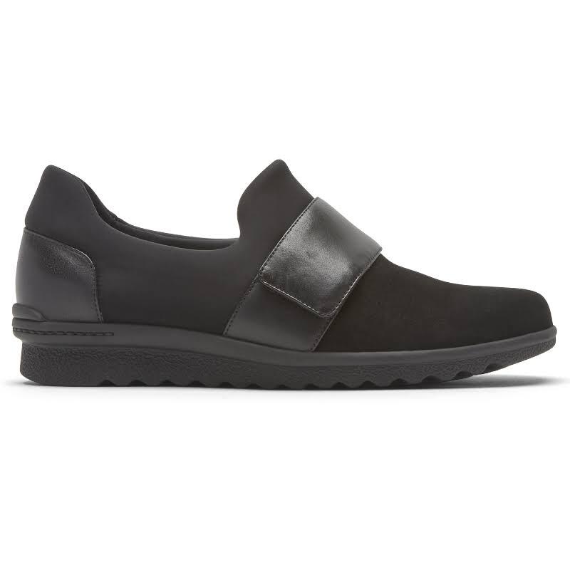 Aravon Josie Instep Strap Shoe, Adult,