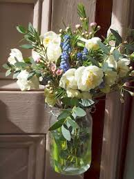 Flowers Winchester - jam jar wedding flowers u2013 joannes florist winchester