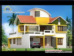 Contemporary Style House Plans 2563 Sq Ft Contemporary And Kerala Style Architecture Home