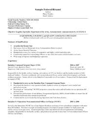 Resume Examples Human Resources Usajobs Resume Example Resume Cv Cover Letter