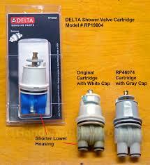 delta shower faucet cartridge replacement best faucets decoration