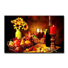Artwork For Dining Room Paintings For Dining Room Amazon Com