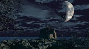 scary moon background night tag wallpapers page 31 city lights beautiful night picture