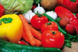 Tesco - Fresh Vegetables