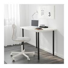 linnmon adils table white ikea