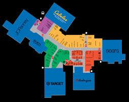 cherry creek mall map the mall pinterest cherry creek
