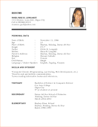 Sample Resume Objectives For Web Developer by Images Of Job Resumes Free Resume Example And Writing Download