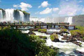 Iguazu Falls Intrepid Travel
