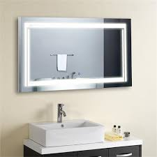 bathroom lighted wall mirrors for bathrooms lighted bathroom