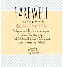 Handmade Farewell Invitation Cards Farewell Invitation For Teachers Cloveranddot Com