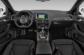Audi Q5 Black - 2016 audi sq5 review