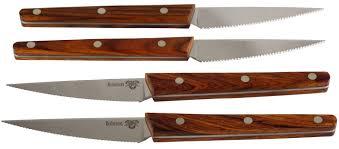 Kitchen Knive Sets Knife Company Okc Viking 4 Piece Steak Knife Set