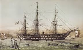 French ship Jean Bart