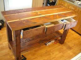Antique Kitchen Island by Rustic Reclaimed Wood Kitchen Island Ideas U2014 Readingworks Furniture