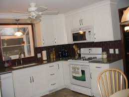 kitchen cabinets antique white cabinets with white countertops