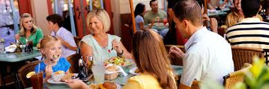 what disney world restaurants offer special dining options for