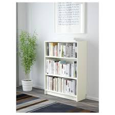 Low Narrow Bookcase by Billy Bookcase White Ikea