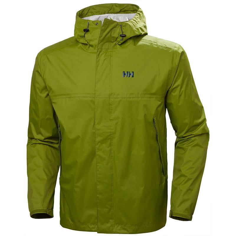 Helly Hansen Loke Jacket Wood Green Medium 62252-407-M