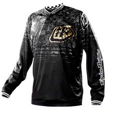 black motocross jersey troy lee designs gp jersey history black gold motocross jersey