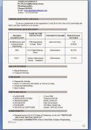 It Resume Sample Sample Resumes For Experienced It Professionals Listen Data