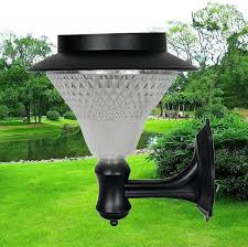 Solar Fence Lighting by Compare Prices On Solar Gate Light Online Shopping Buy Low Price