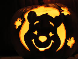 raccoon pumpkin carving stencil free pdf pattern to download and