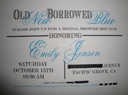 enchantresses 3 something blue bridal shower