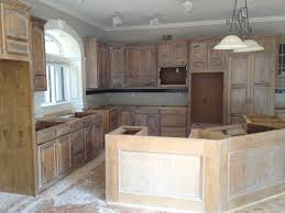 Stain Unfinished Kitchen Cabinets by Kitchen Room Design Diy Staining Kitchen Cabinet Plan Remodeling