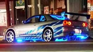 nissan skyline drift car teriyaki boyz tokyo drift lyrics video dailymotion