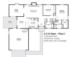 Garage Floorplans 100 Bi Level House Plans With Attached Garage Small 2