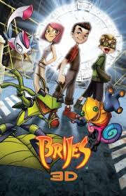 Brijes 3D (Guardians of the Lost Code)