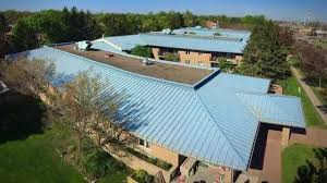 c i p exterior metal roof painting youtube