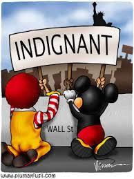 indignación ciudadana