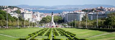Google Maps Spain by Google Map Of Lisbon Portugal Nations Online Project