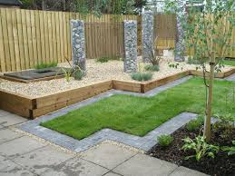 Contemporary Garden Design Decorating Ideas Contemporary Garden - Contemporary backyard design ideas