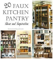 modern home interior design organize your kitchen pantry hgtv
