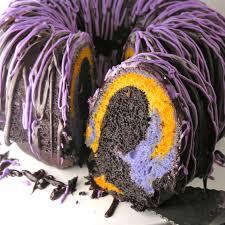 Halloween Cakes Easy by Halloween Bundt Cake Easybaked