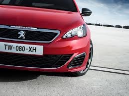 peugeot 2016 models peugeot 308 gti 250 and 270 models frolick on the autobahn
