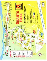 Toledo Ohio Zip Code Map by Grants Pass Oregon Campground Grants Pass Koa