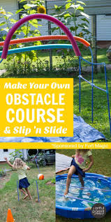 Backyards For Kids by Best 10 Backyard Obstacle Course Ideas On Pinterest Kids
