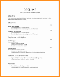 quick and easy resume builder simple resume format for students resume format and resume maker simple resume format for students resume template examples basic resume samples resume template example example resume
