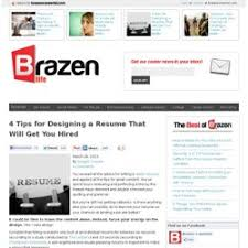 Tips for Designing a Resume That Will Get You Hired
