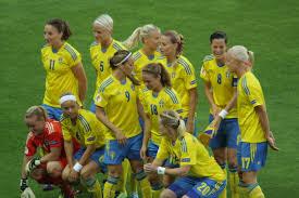 Schwedische Fußballnationalmannschaft der Frauen
