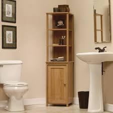 bathroom white bathroom storage tower over double sink vanity